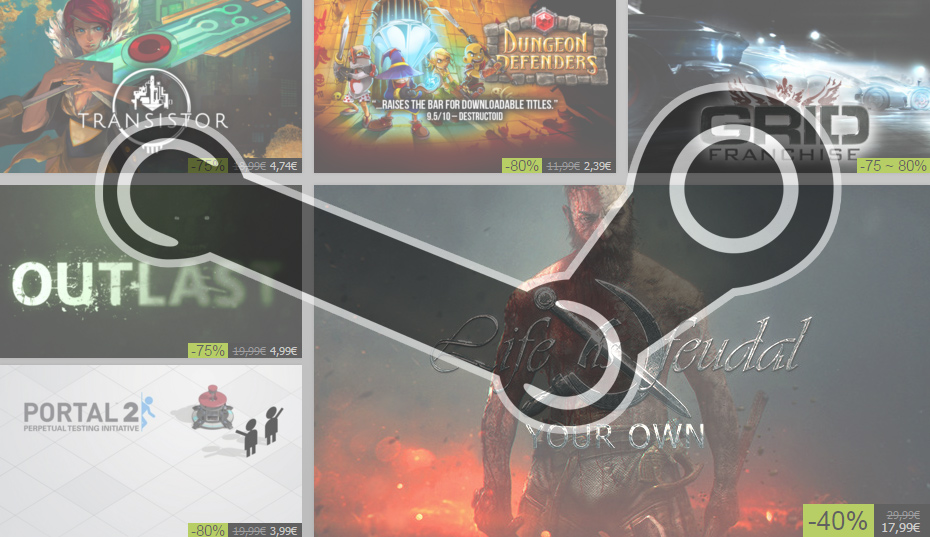 Steam Aktion bis zum 12. Februar 2016
