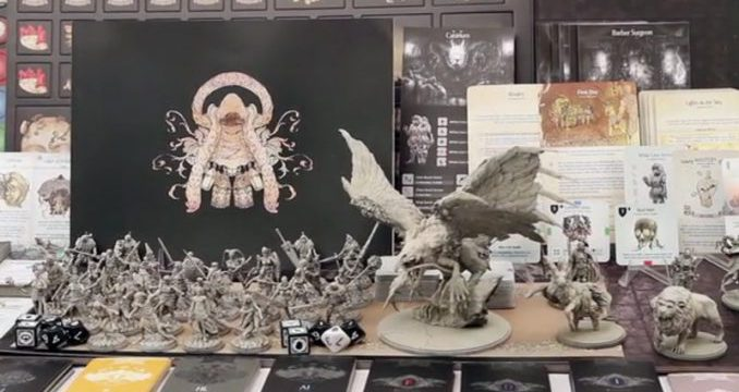 Kingdom Death 1.5 hat fast 10$ Mio bei Kickstarter eingesammelt