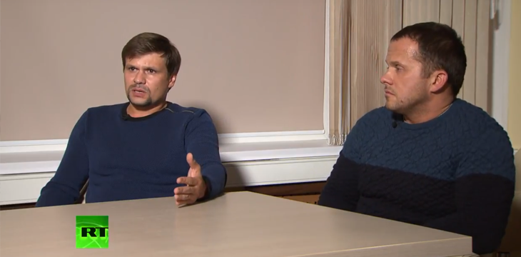 Sensation! Skripal Attentäter geben Interview!